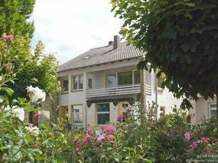6-Zimmer-Wohnung mit großer Dachterrasse!