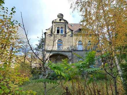 Seltene Gelegenheit: Bürovilla aus der Gründerzeit