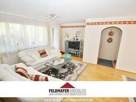 Gepflegte 5 Zimmer Wohnung mit großem Balkon und TG Stellplatz in Pfersee