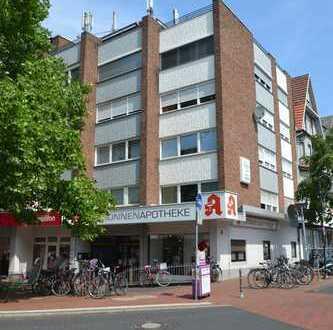 Barrierefreie Praxis mit einer Größe von 110 qm im Hildener Ärztehaus in direkter Innenstadtlage!
