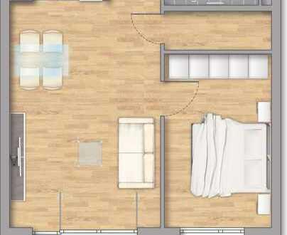 Gemütliche 2-Zimmerwohnung mit Balkon!