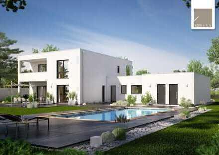 Außergewöhnliches Bauhaus der Premiumklasse mit Privatstraße in zentraler Lage von Bad Godesberg!