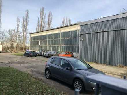 KFZ Werkstatt mit Lackiererei in zentraler Lage von Magdeburg