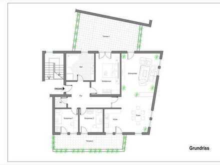 Topp Penthouse -2 Dachterrassen- TG-HM-Aufzug-Sofort Frei!!!