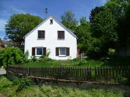 Wohnhaus / Baugrundstück in Wundersdorf zu verkaufen !
