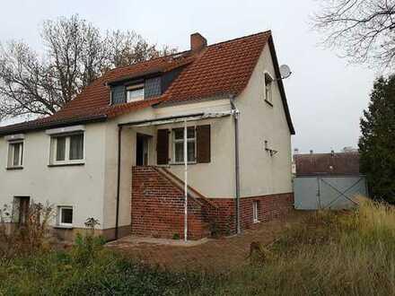 Einfamilienhaus mit großem Grundstück in 39307 Schlagenthin