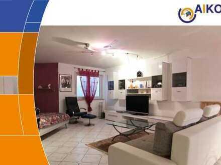 Große, moderne und möblierte 1-Zimmer WHG mit Stellplatz, EBK