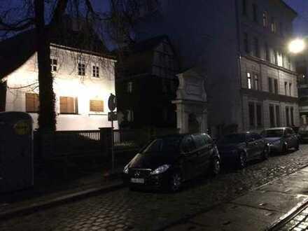 3-Raum-Wohnung mit Terrasse und Einbauküche in Leipzig Gohlis Süd, trockener Keller