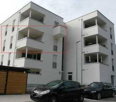 Helle 2-Zimmer-Neubauwohnung in exzellenter Stadtlage