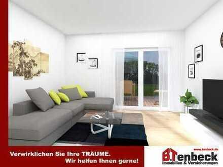 +++Eigentumswohnung - Nähe Zentrum von Bocholt! Erdgeschoss mit Terrasse und Garten!+++