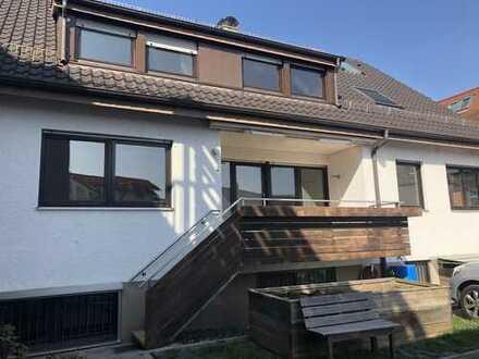 4 Zi. Whg. mit Balkon, EBK und Extrazimmer im DG in Stuttgart Vaihingen