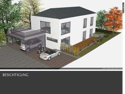 Im Stadtkern von Weißenhorn gelegene, im Bau befindliche 3,5-Zimmer-Wohnung mit Dachterrasse.