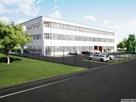 Neubau: Hochwertige Büroflächen in direkter Nähe zur B17