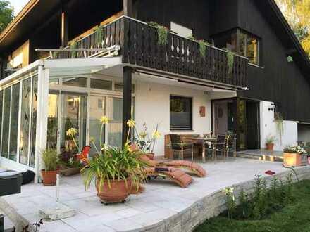 Gepflegtes freistehendes Einfamilienhaus mit EBK - idyllisch an der Paar gelegen