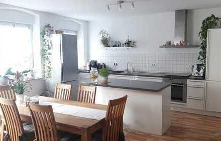 Schöne 3,5-Zimmer-Wohnung mit Balkon im Zentrum Speyers nähe Altpörtel