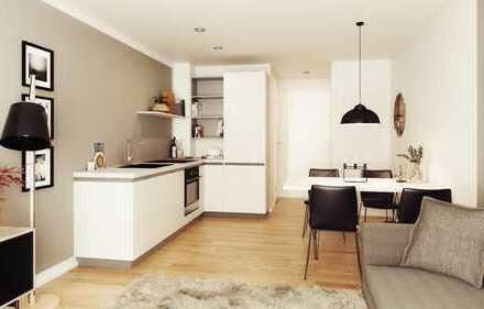 Rund-Um-Sorglos-Paket für KAPITALANLEGER: Mietgarantie v. 13 €/m² zzgl. 50€ Stpl. – bis zu 10 Jahre