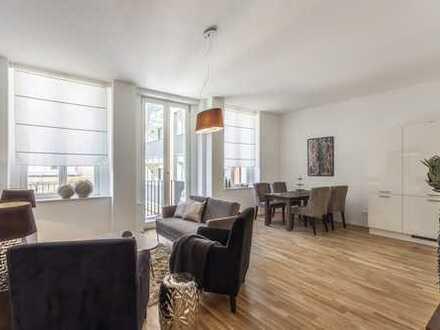 Charmante 4-Raumwohnung mit EBK I Gäste-WC I Fußbodenheizung