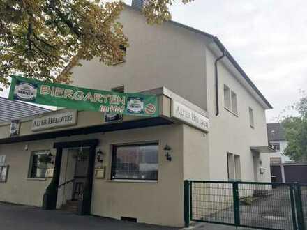 Selbstnutzung oder Kapitalanlage: Wohn- und Geschäftshaus mit zwei Wohnungen in Dortmund-Wickede