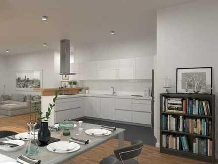 Großzügige 3-Zimmer-Wohnung mit ca. 245 m² Garten und unmittelbarem Zugang zum Spreepark