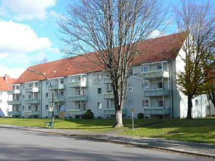 bahnhofsnahe 3-Zimmerwohnung mit Balkon
