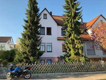 Rarität! stilvolles und gepflegtes 2- 3 Familienhaus in Stuttgart- Riedenberg