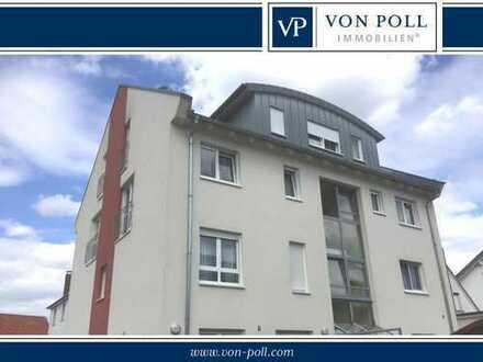 Moderne Dachgeschoss-Maisonette – mit Balkon - top saniert