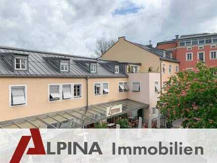 """Nachtschwärmer aufgepasst! Traumhafte 3-Zimmer-Wohnung im """"Hofbräu-Komplex"""""""