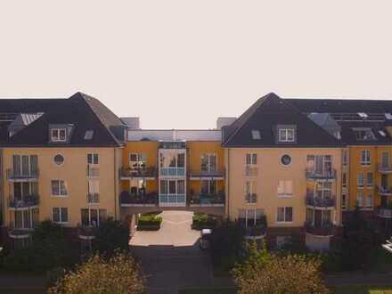 Charmante 4-Raum-Wohnung, mit Rheinblick. In Kürze bezugsfrei.