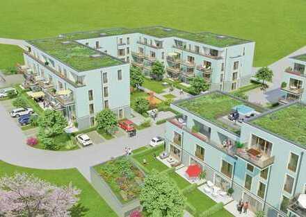 »Moosaria« - 2-Zimmer-Wohnung mit Balkon - Neubau