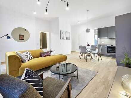 *Wohnen im ehemaligen Puma-Headquarter* Penthouse über 2 Etagen mit 2 Dachterrassen