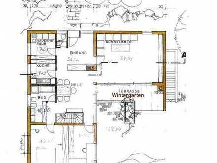 Bungalow in absoluter Toplage direkt am Weinberg, ELW, Sauna, Wintergarten