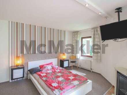 Wohnkomfort im Innen- und Außenbereich: 2-Zi.-Whg. mit Terrasse und Stellplatz auf Erbbaugrundstück