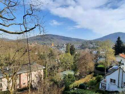 +++ TOP AUSBLICK + gr. sanierte 4 Zi.-Wohnung + ca. 125 qm + nahe Innenstadt + Balkon & Loggia +++