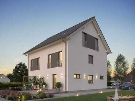 Doppelhaushälfte auf exklusivem Grundstück - Raumaufteilung und Ausstattung bestimmen Sie
