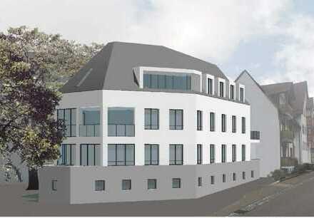4 1/2 Zimmer Eigentumswohnung im 1.+2. DG, mit 2 Dachterrassen und Empore mit 4,5 m² (WE 6)