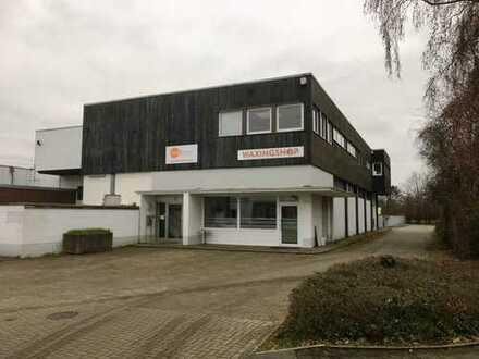 Für Investoren und Eigennutzer! Langenhagen Nähe A2 - 1.385 m² Hallen + 655 m² Lager und Büro