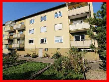 Malerviertel - 3-ZKB-ETW mit Südbalkon, Stellplatz und Gartenanteil
