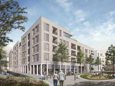 Heidelberg-Bahnstadt: Neubau-Laden-/Praxis-/Büroeinheiten zum Kauf