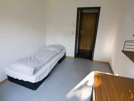 Möblierte Einzelzimmer mit Dusche/WC - WHO