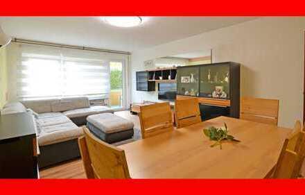 Schön renovierte 3-Zimmer-Wohnung mit Balkon