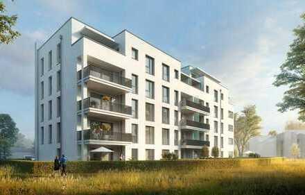 NEUBAU - Zentrumsnahe 3-Zimmer-Wohnung mit Loggia in Neumarkt