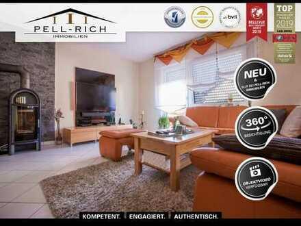 EIGENHEIM: Traumhaft große Maisonette-Wohnung mit Balkon, Garten und Carport
