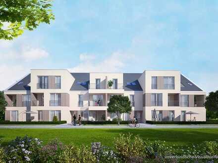 """Moderne 2-Zi.-Wohnung mit Süd-West-Loggia in """"Gustav's Lese"""""""