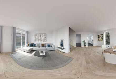 Spektakuläre Doppelhaushälfte mit viel Platz am Märchenwald +Video-Beratung+ 360° Rundgang