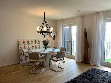 Helle 3-Zi. NEUBAU-Wohnung für Singles oder Paare KEINE MAKLER