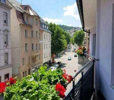 Wunderschöne 3 Zimmer Wohnung mit 2 Balkonen in Stuttgart Gablenberg