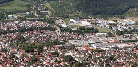 Gewerbegebiet Heusee II - 2 Bauplätze in attraktiver Lage an der B29
