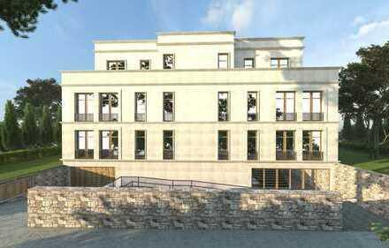 Eleganz trifft Lage - Neubau Wohnung im 1. OG rechts mit XXL-Balkon in Traumlage Gartenstadt