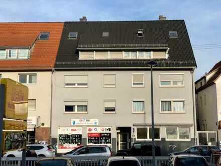 Wohn- und Geschäftshaus, 8 Wohnungen + 2 Gewerbeeinheiten in Bad-Cannstatt
