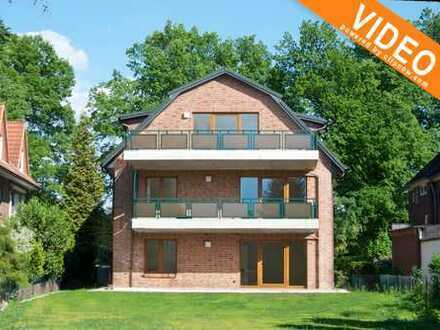 moderne 2 1/2 Zimmer Whg in Volksdorfer Villenlage besonders geeignet für Menschen + 60